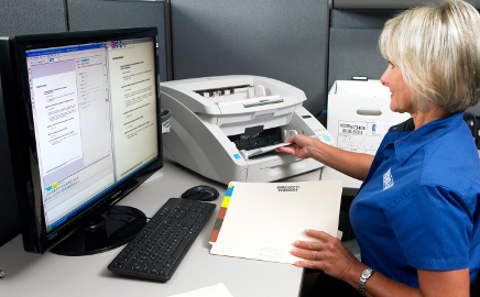 Document Scanning Imaging Services in Tampa Bay Greenville