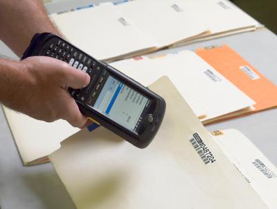 SSBRM Barcode scanner