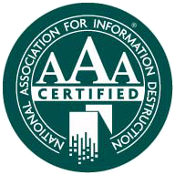 NAID AAA Certification